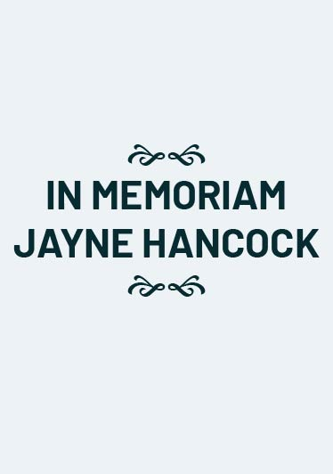 JAYNE HANCOCK photo
